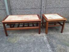Tile Rectangle Vintage/Retro Coffee Tables