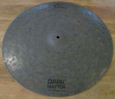 "Dream 20"" Dark Matter Flat Earth Ride Cymbal - Dmfe20"