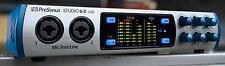 New PreOrder Presonus Studio 6|8 USB Audio Interface Xmax Recording 24bit 192K