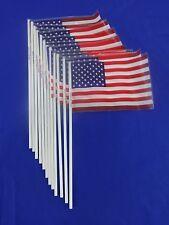 U.S. American Flag 12 pkg Party Supplies Favors