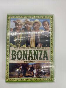 Bonanza: The Official Fifth Season, Vol. 1 (DVD, 2013, 5-Disc Set) Classic TV