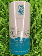 KOPARI Coconut Deodorant 2oz/57g Full Size - NEW & Sealed, FREE SHIP!