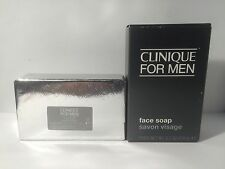 CLINIQUE FOR MEN FACE SOAP Full Size  5.2oz/150g NIB