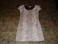 Rocha John Rocha, Ladies Lined, Polyester Dress, Size Uk 10, Excellent Condition