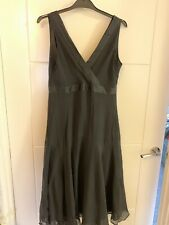 Ladies Ted Baker Black Party Dress Size 8/10