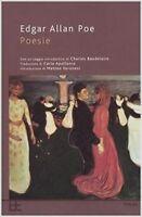 Poesie - Edgar Allan Poe - Barbera editore, 2006