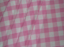 Pink Check Gingham VW CAMPER VAN Curtains T2 T4 T5 T25 Custom Made *Lined*
