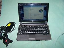 Acer Aspire One D250 KAV60 1,6 ghz / 2 Go / 160 go écran de 10,1 pouces webcam wifi Skype