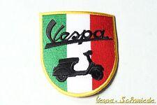 """Parche """"Escudo de armas Vespa"""" - Italia V50 PK PX GT GL GS Piaggio Patch"""