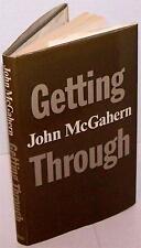 Getting Through - John McGahern-First British Ed 1978