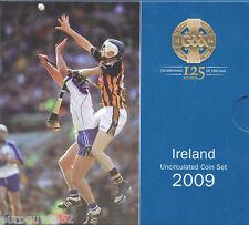 IERLAND - BU SET 2009 - 125 YEARS OF THE GAA