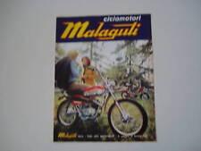 advertising Pubblicità 1973 MALAGUTI CAVALCONE CROSS