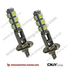 2 AMPOULE 13 LED SMD H1 ANTIBROUILLARD FEUX DE JOUR DRL