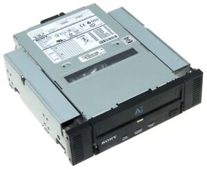SONY SDX-570V SATA TAPE DRIVE AITi200ST 80/208GB AIT-2 TURBO