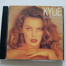 Kylie Minogue Greatest Hits  cd  22 TRACKS - 1992 - PWL Excellent Condition