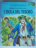 L'isola del tesoroStevenson robert avventura storie Hargreaves bambini nuovo 74