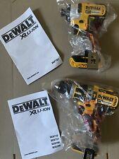 Brand New DeWalt DCD795 & DCF787 Hammer Drill & Impact Driver (3 Year Warranty)