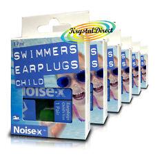 Ruido 6x-x Natación Tapones de oídos para natación Tapones Para Los Oídos Nadadores Niños Niño Niños