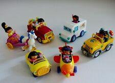 Dora the Explorer Diecast Cars Bundle