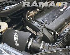 Filtro ARIA CONO Ramair Induzione Di Aspirazione Kit-Vauxhall Corsa D & E 1.4t 1.6t Turbo