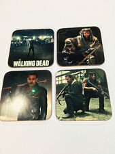 The walking dead s7 great game coasters