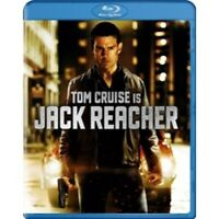 * Blu-Ray Film NEW SEALED * JACK REACHER * Tom Cruise Action Movie