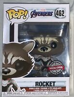Avengers 4: Endgame - Rocket Funko Pop! Bobble Head #462 Exclusive Gift