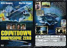 COUNTDOWN DIMENSIONE ZERO  - DVD (NUOVO SIGILLATO)