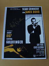 Goldfinger Genuine Autographs - UACC / AFTAL.