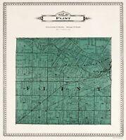 Flint Michigan - Day 1899 - 23.00 x 25.70