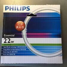 Philips T5C T5 FC 22W GZ10q 4000K 840 Cool White Circline Fluorescent tube