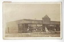 1930 Moville, Iowa Syndicate Block RPPC