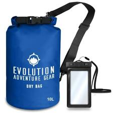 EVOLUTION Floating Waterproof Dry Bag – Professional Adventure Gear Roll Top for