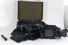 Sinar F 4x5 View Camera W/Copal-NO.1/Sinaron S Lens 72 degree 1:5,6 f=210mm MC