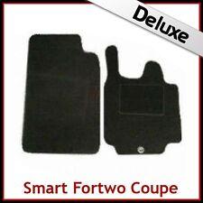 SMART FORTWO COUPE (57) 2007 2008 2009... 2012 LUSSO SU MISURA tappetini per AUTO 1300g
