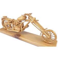 Katrinas Match Craft V-Twin Low Rider Motorbike Matchstick Model Motorcycle Kit