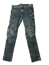 G-Star Raw 5620 3D Low Raw Super Slim Fit Jeans Indigo 32 x 32