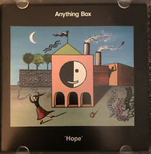 Hope by Anything Box (CD, 1993, Orangewerks)
