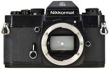 Nikon Nikkormat El-nuevo SEALS -