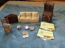 Dollhouse furniture/ Accessories lot