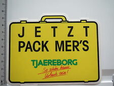 Aufkleber Sticker Tjaereborg - Touristik - Urlaub - Reise - Ferien (S1593)