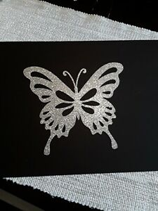 3d Large Butterflies multi purpose 15cm 😍 table decor-wall art-arts&crafts