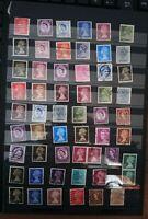 United Kingdom Queen Elisabeth II Briefmarken Stamps Sellos Timbres