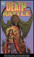 Death Rattle (Vol. 3) 5 Kitchen Sink 1996 VF/NM
