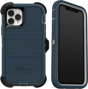 OtterBox Defender Series Pro Phone Case for Apple iPhone 11 Pro - Blue