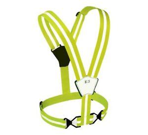 Amphipod Xinglet Hi-Viz Green Reflective Vest