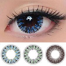 2  MAGIC KAWAII FUN PARTY CLUB Kontaktlinsen Contact Lenses farbig color Make Up