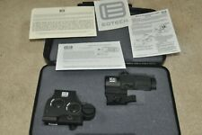 EOTech HWS EXPS2 Black Holographic Holo Red Dot Sight + G33.STS Magnifier