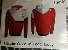 Assassin's creed -M- Logo Hoody