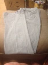 👖16 LONG Mid Rise SLIM BOOT TROUSERS👖 M&S Collection GREY RRP £25 BNWT
